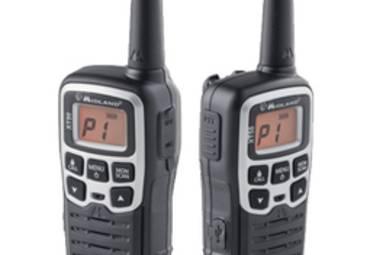 Сфера использования портативных радиостанций