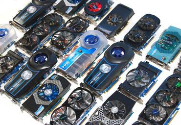 Видеокарты и другие комплектующие для ПК представлены в Туле по привлекательным ценам