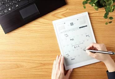 Sony выпускает новый планшет Digital Paper E Ink