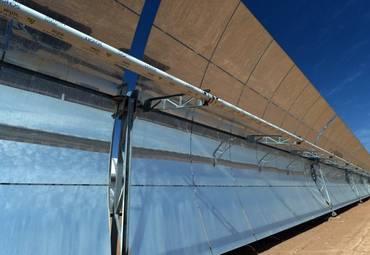 Марокко строит крупнейшую в Африке солнечную электростанцию