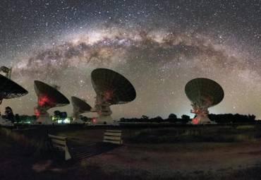 Астрономы обнаружили еще 20 загадочных радиосигналов из космоса