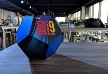 Intel представила процессоры Core 9-го поколения
