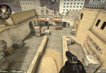 Counter-Strike 1.6: учимся хорошо играть в команде