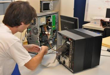 Основные аппаратные неисправности компьютеров