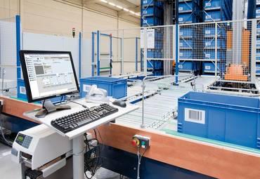 Современные методы автоматизации склада