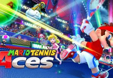 22 июня «Mario Tennis Aces» попадет на Nintendo Switch