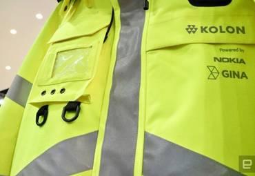 Nokia сделала умную и модную куртку