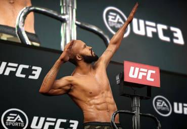 EA Sports UFC 3 Deluxe Edition появилась на Xbox One