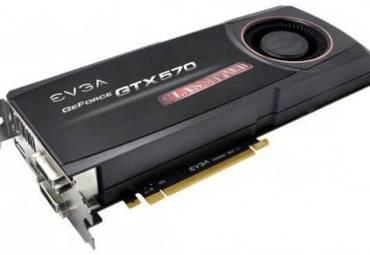 EVGA представила видеокарту GeForce GTX 570 Classified