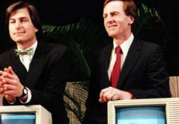Стив Джобс предложил разработать мобильник Apple в 1984 году