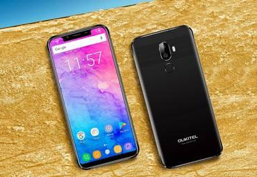 Oukitel выпустила клон iPhone X с батареей 4000 мАч
