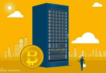 Samsung теперь производит чипы для добычи Bitcoin
