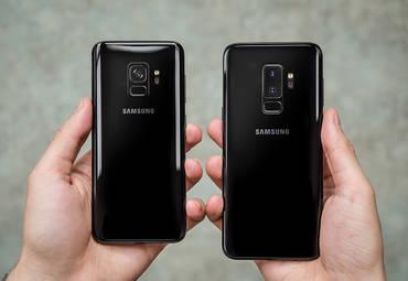 Samsung Galaxy S9 с чипом Exynos 9810 опережает S9+ с чипом Snapdragon 845 в тесте Geekbench