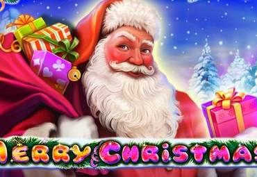 Особенности игрового автомата Merry Christmas из клуба Вулкан